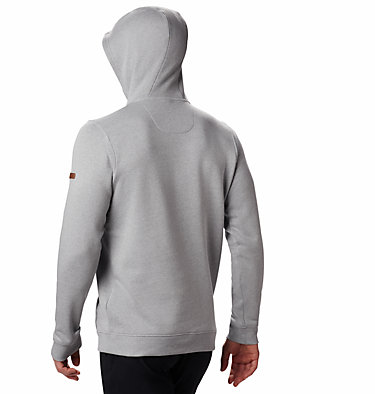 Men's CSC Basic Logo™ II Hoodie CSC Basic Logo™ II Hoodie | 017 | S, Columbia Grey, Heather, back