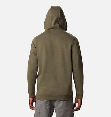 Men's CSC Basic Logo™ II Hoodie CSC Basic Logo™ II Hoodie | 023 | S, Stone Green, Sky Blue, back