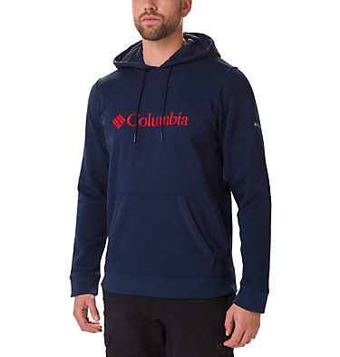 Sweat à Capuche CSC Basic Logo™ II Homme  CSC Basic Logo™ II Hoodie | 017 | S, Collegiate Navy, front