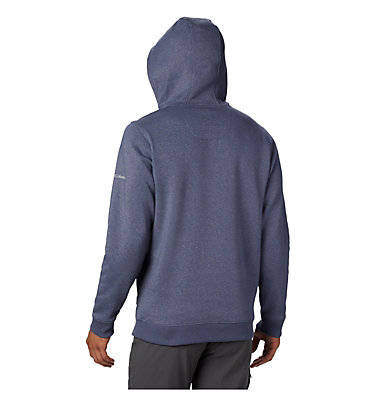 Men's CSC Basic Logo™ II Hoodie CSC Basic Logo™ II Hoodie | 017 | S, Dark Mountain Heather, back
