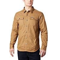 Deals on Columbia Mens Log Vista Shirt Jacket