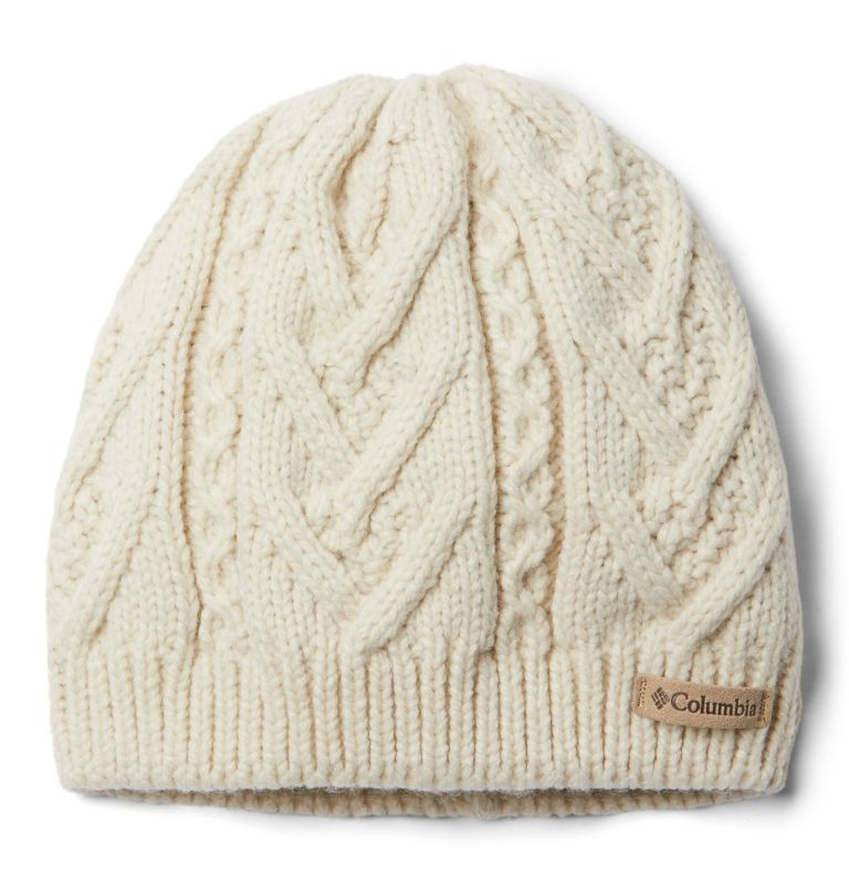 Parallel Peak™ II Beanie | 191 | O/S Women's Parallel Peak™ II Beanie, Chalk, front