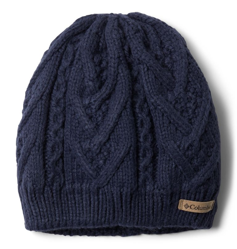 Parallel Peak™ II Beanie | 591 | O/S Women's Parallel Peak™ II Beanie, Nocturnal, front