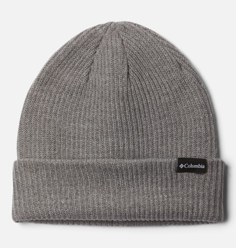 Lost Lager™ Beanie | 030 | O/S Tuque Lost Lager™, Charcoal Heather, front