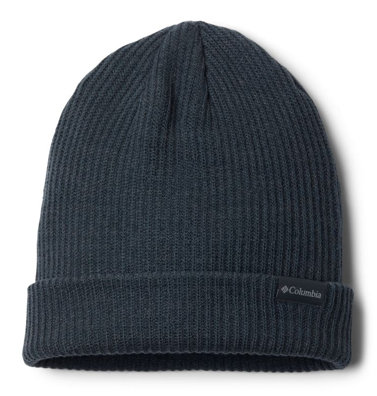 Lost Lager™ Beanie | 494 | O/S Tuque Lost Lager™, Night Shadow, front