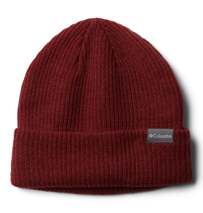 Lost Lager™ Beanie | 664 | O/S Unisex Lost Lager™ Beanie, Red Jasper, front