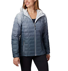 Women's Voodoo Falls™ 590 TurboDown™ Hooded Jacket