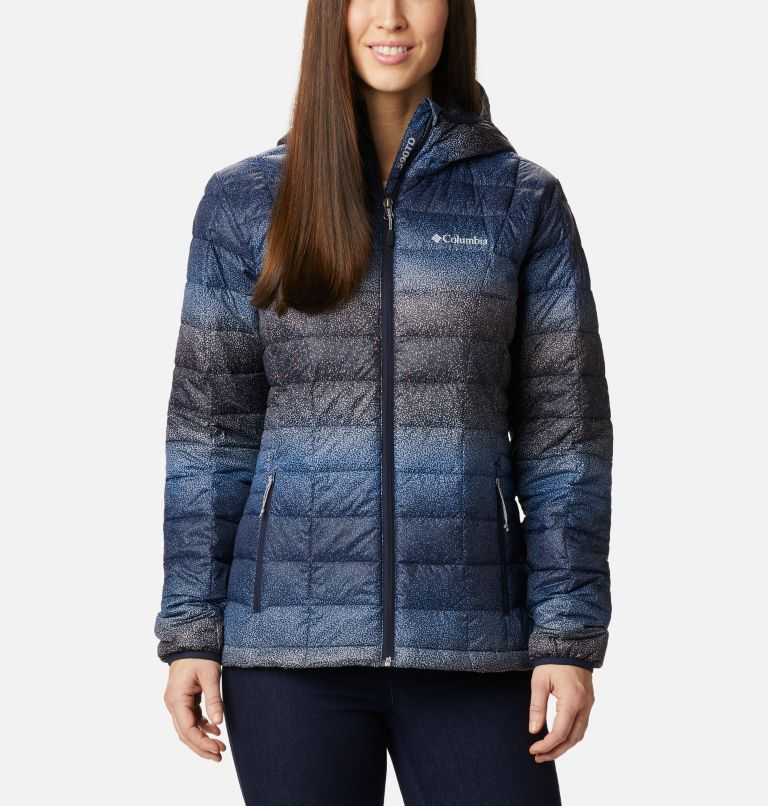 Women's Voodoo Falls™ 590 TurboDown™ Hooded Jacket Women's Voodoo Falls™ 590 TurboDown™ Hooded Jacket, front