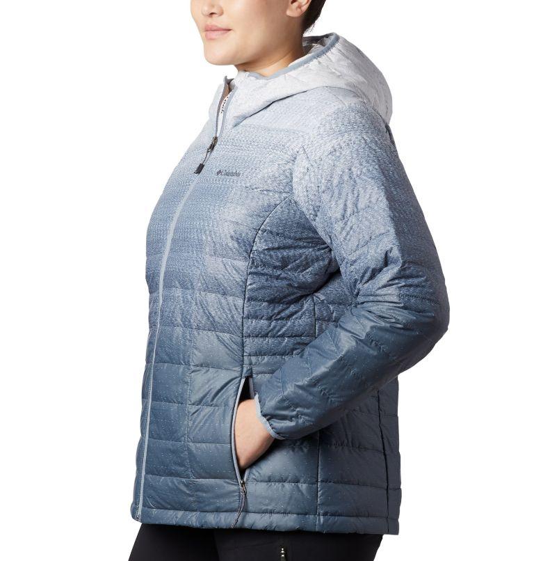 Women's Voodoo Falls™ 590 TurboDown™ Hooded Jacket - Plus Size Women's Voodoo Falls™ 590 TurboDown™ Hooded Jacket - Plus Size, a1