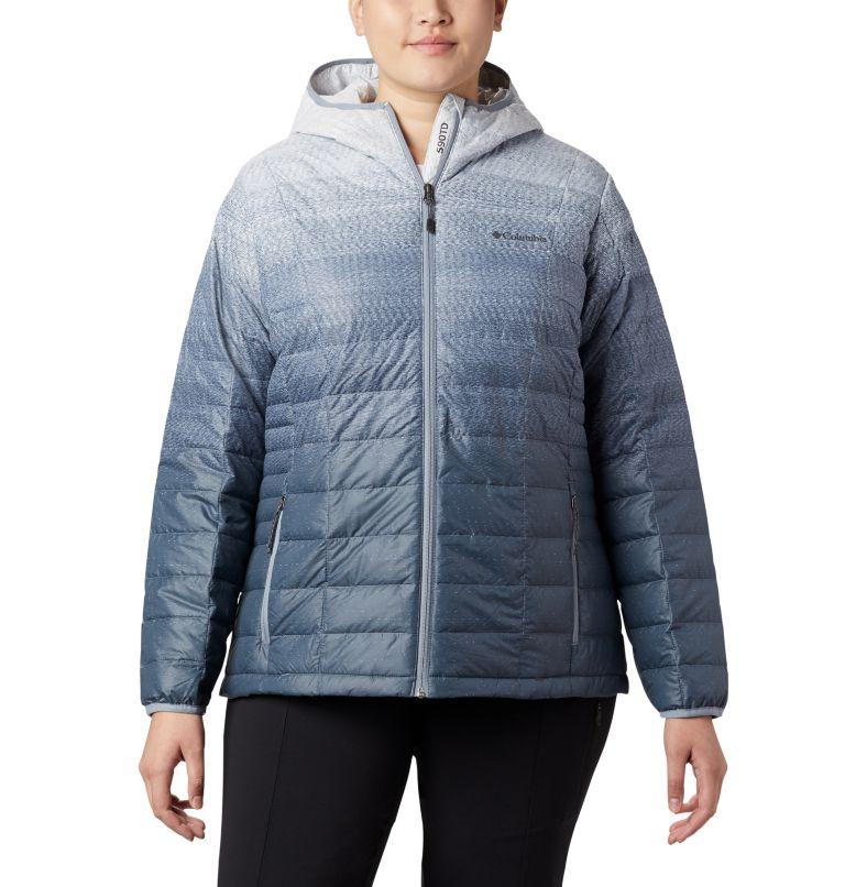 Women's Voodoo Falls™ 590 TurboDown™ Hooded Jacket - Plus Size Women's Voodoo Falls™ 590 TurboDown™ Hooded Jacket - Plus Size, front