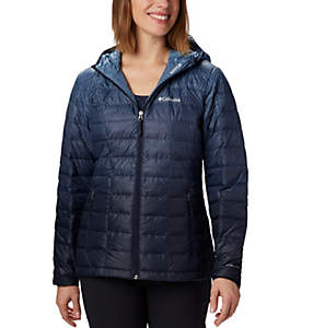 Women's Voodoo Falls™ 590 TurboDown™ Hooded Jacket - Plus Size