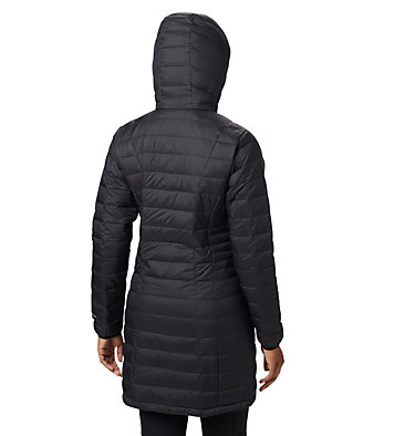 Women's Voodoo Falls 590 TurboDown™ Mid Jacket Voodoo Falls™ 590 TurboDown™ Mid Jacket | 671 | XL, Black, back