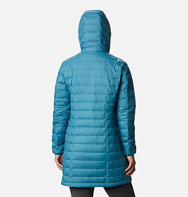 Women's Voodoo Falls 590 TurboDown™ Mid Jacket Voodoo Falls™ 590 TurboDown™ Mid Jacket | 671 | XL, Canyon Blue, back