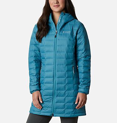 Women's Voodoo Falls 590 TurboDown™ Mid Jacket Voodoo Falls™ 590 TurboDown™ Mid Jacket | 671 | XL, Canyon Blue, front