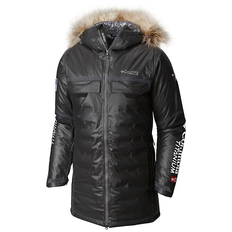 Stinger Mens Columbia Titanium Outdry EX Diamond Shell Waterproof Jacket $400