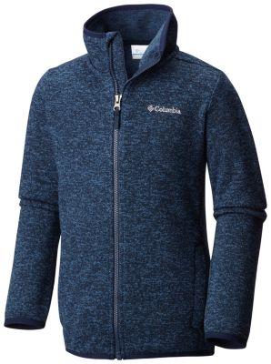 huge inventory aliexpress big discount Boy's Birch Woods Heathered Fleece Full Zip Jacket | Columbia.com