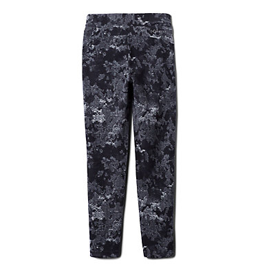 Girl's Glacial™ Printed Leggings Glacial™ Printed Legging | 695 | L, Black Camo, back
