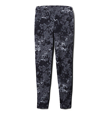 Girl's Glacial™ Printed Leggings , front