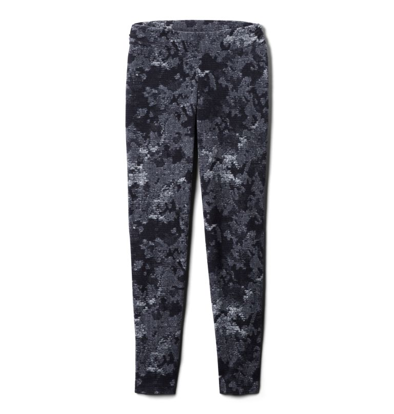 Girl's Glacial™ Printed Leggings Girl's Glacial™ Printed Leggings, front