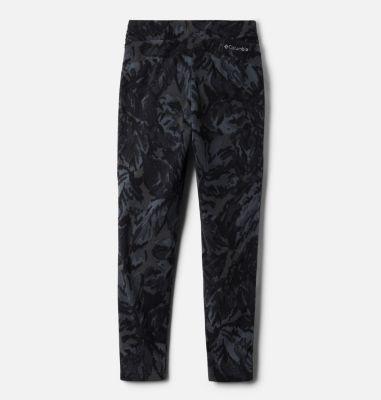 Girls' Glacial™ Printed Leggings   Columbia Sportswear