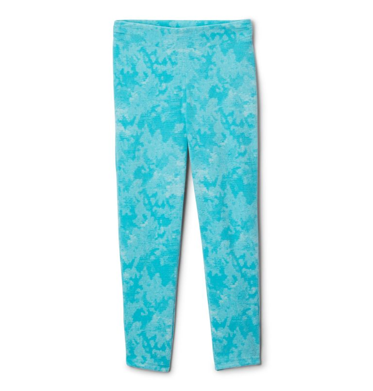 Girls' Glacial™ Printed Leggings  Girls' Glacial™ Printed Leggings, front