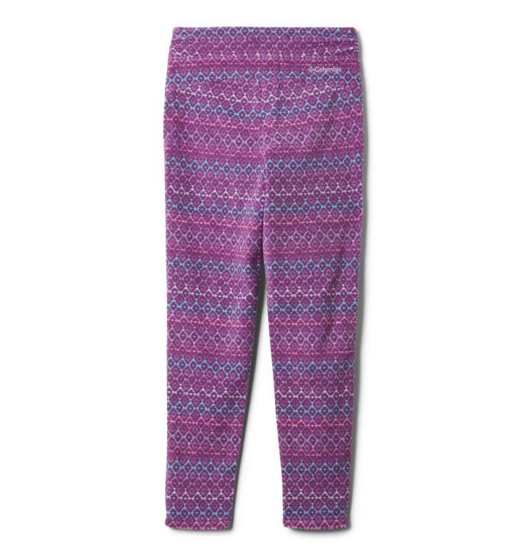 Legging imprimé en laine polaire Glacial™ pour fille Legging imprimé en laine polaire Glacial™ pour fille, back