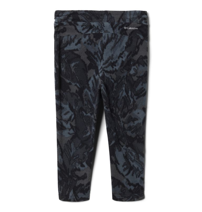Girls' Toddler Glacial™ Printed Fleece Leggings Girls' Toddler Glacial™ Printed Fleece Leggings, back