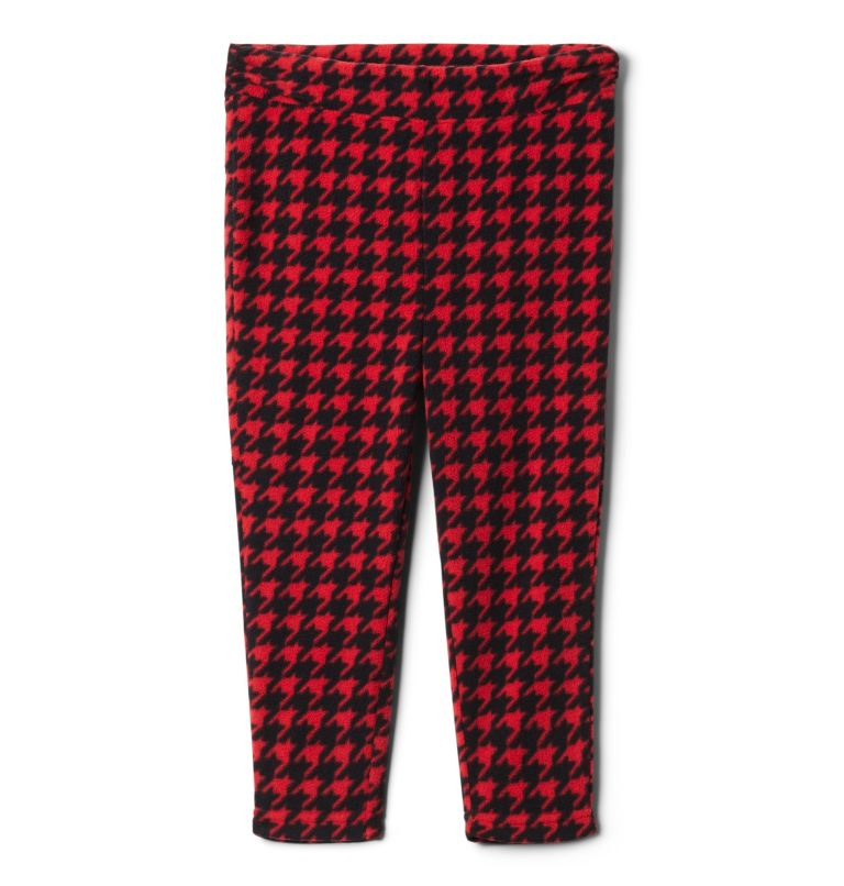 Girls' Toddler Glacial™ Printed Fleece Leggings Girls' Toddler Glacial™ Printed Fleece Leggings, front