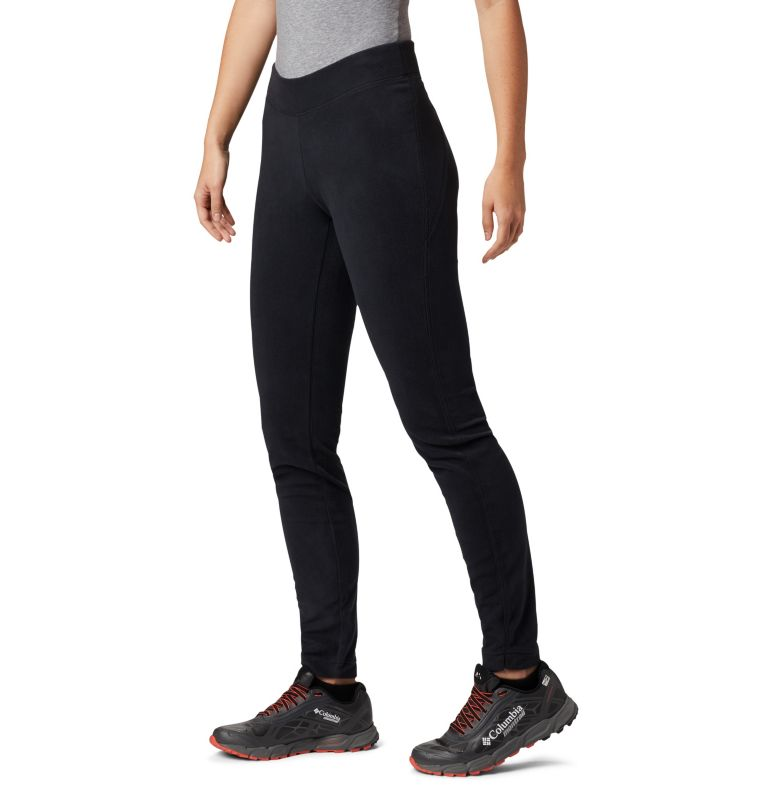 Women's Glacial™ Fleece Printed Leggings Women's Glacial™ Fleece Printed Leggings, a1