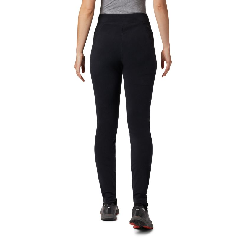 Women's Glacial™ Fleece Printed Leggings Women's Glacial™ Fleece Printed Leggings, back