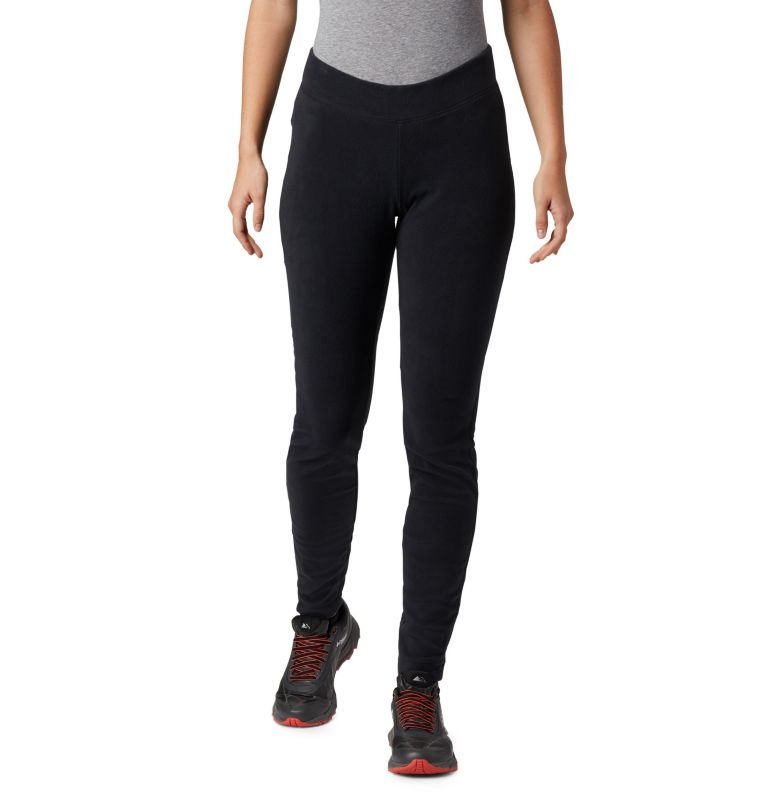 Women's Glacial™ Fleece Printed Leggings Women's Glacial™ Fleece Printed Leggings, front