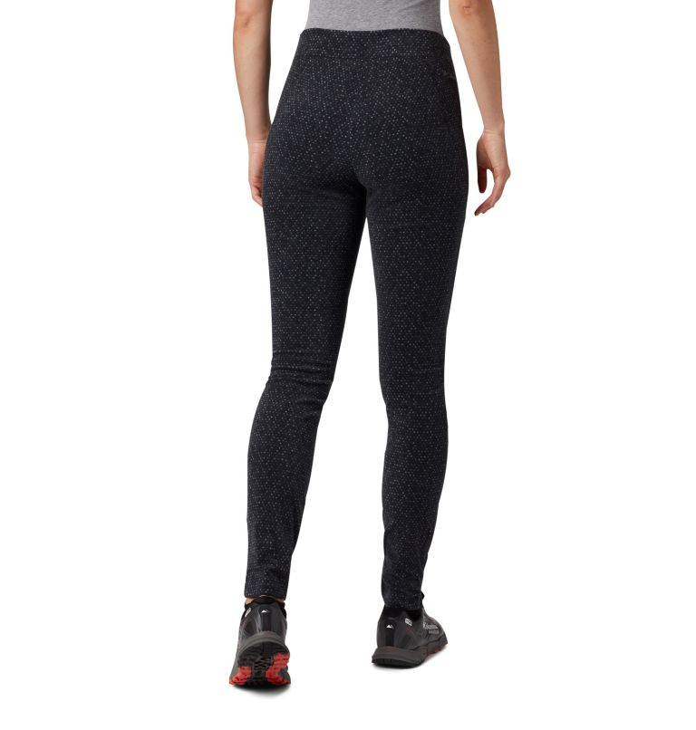 Leggings in pile fantasia Glacial™ da donna Leggings in pile fantasia Glacial™ da donna, back