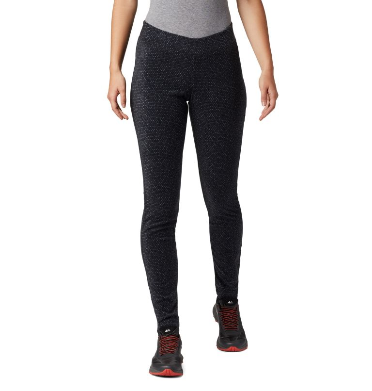Leggings in pile fantasia Glacial™ da donna Leggings in pile fantasia Glacial™ da donna, front