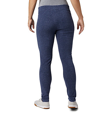 Women's Glacial™ Fleece Printed Legging Pant , back