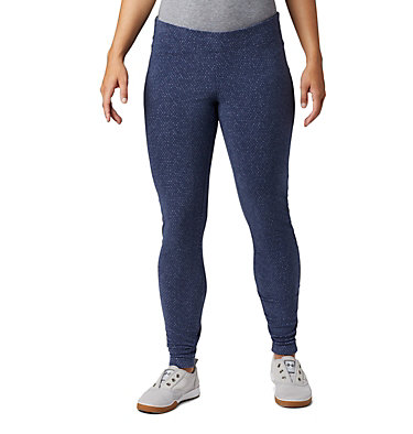 Glacial™ Fleece Printed Leggings für Damen , front