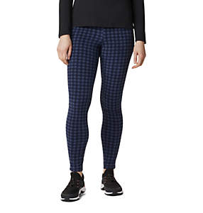Women's Glacial™ Fleece Printed Leggings Pants