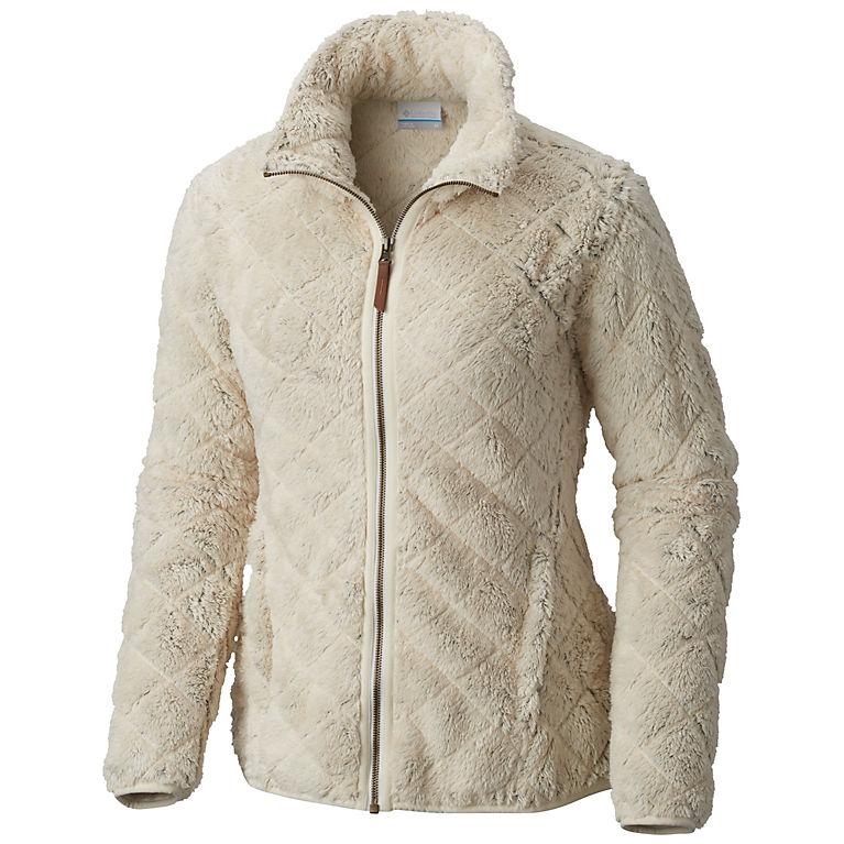 Columbia Girls Fire SideTM Sherpa Full Zip Fleece Jacket