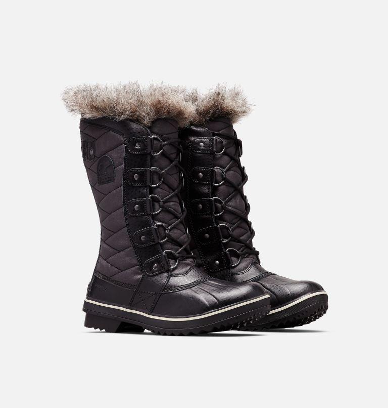 TOFINO™ II | 010 | 6 Women's Tofino™ II Boot, Black, Stone, 3/4 front