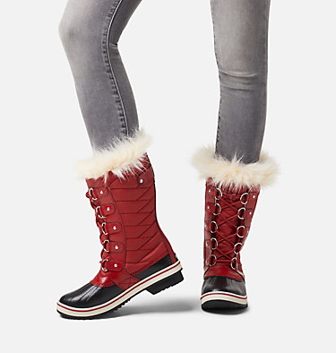 Women's Tofino™ II Boot TOFINO™ II | 326 | 5, Red Dahlia, video
