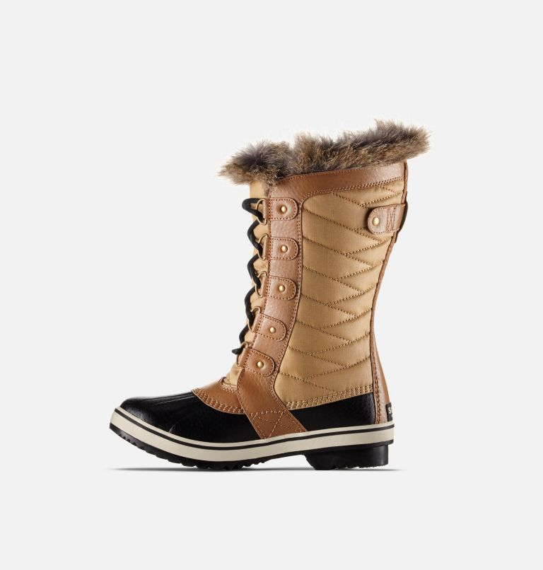 TOFINO™ II | 373 | 7.5 Women's Tofino™ II Boot, Curry, Fawn, medial