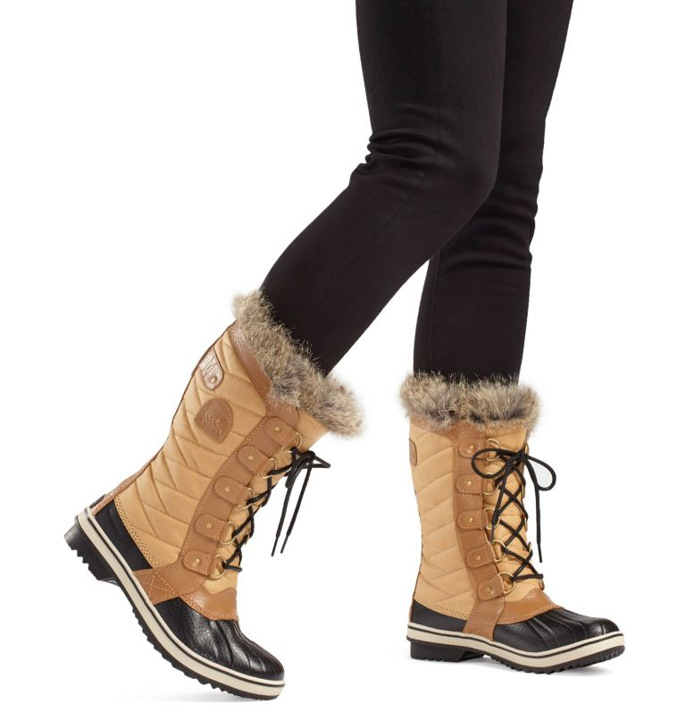 TOFINO™ II | 373 | 7.5 Women's Tofino™ II Boot, Curry, Fawn, toe