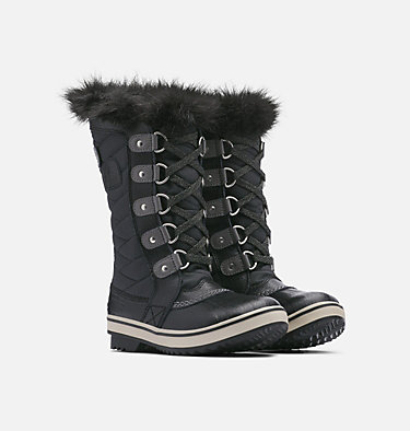 Youth Tofino™ II Boot YOUTH TOFINO™ II | 010 | 1, Black, Quarry, 3/4 front