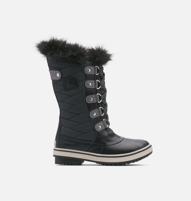 YOUTH TOFINO™ II | 010 | 3 Youth Tofino™ II Boot, Black, Quarry, front