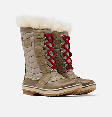 Big Kids' Tofino™ II Boot YOUTH TOFINO™ II | 373 | 1, Khaki II, 3/4 front