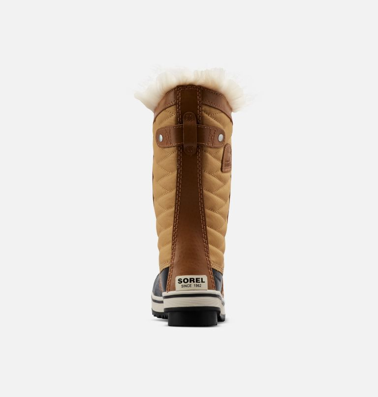 YOUTH TOFINO™ II | 373 | 2 Youth Tofino™ II Snow Boot, Curry, Elk, back