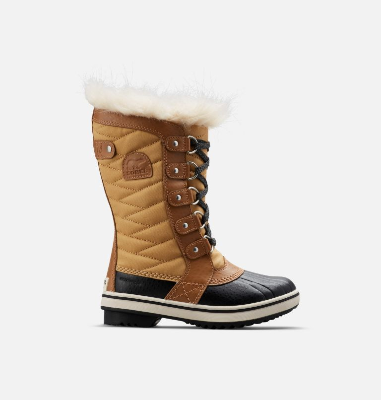 YOUTH TOFINO™ II | 373 | 2 Youth Tofino™ II Snow Boot, Curry, Elk, front