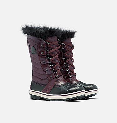 Big Kids' Tofino™ II Boot YOUTH TOFINO™ II | 373 | 1, Epic Plum, 3/4 front