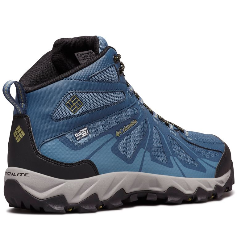 Men's Peakfreak XCRSN II XCEL Mid OutDry™ Trail Shoe Men's Peakfreak XCRSN II XCEL Mid OutDry™ Trail Shoe, 3/4 back