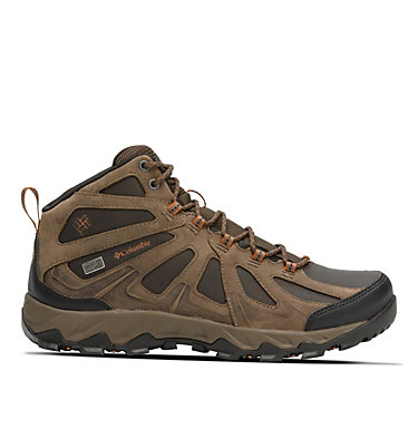 Men's Peakfreak XCRSN II Mid Leather OutDry™ Trail Shoe , front