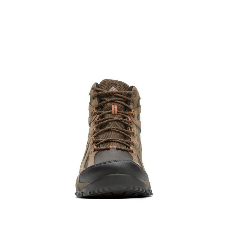 Men's Peakfreak XCRSN II Mid Leather OutDry™ Trail Shoe Men's Peakfreak XCRSN II Mid Leather OutDry™ Trail Shoe, toe